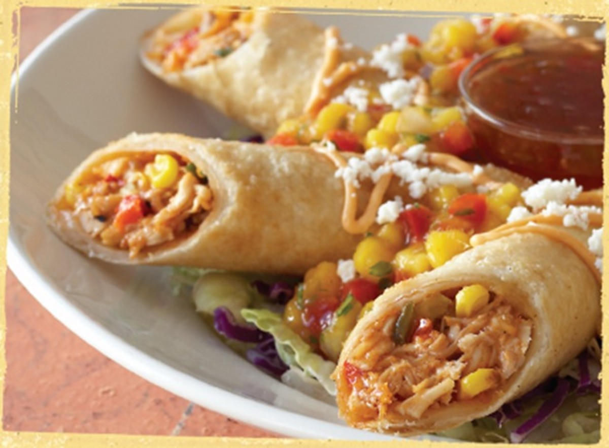 The TexMex of Fusion Cuisine  HubPages