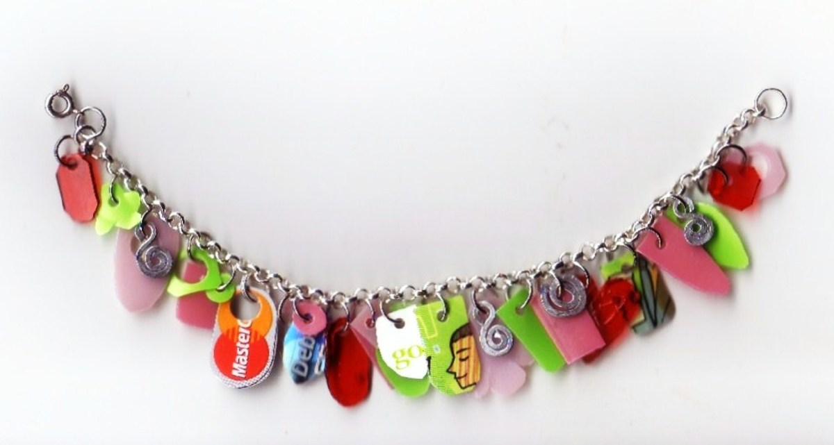 DIY Upcycled Jewelry By Recycling Plastic Bottles HubPages