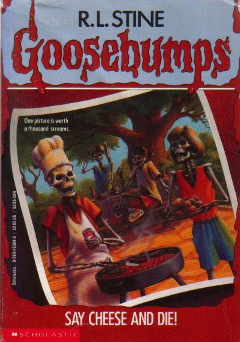 The Top 10 Goosebumps Books and Five That RLStine Should Have Stuck in His Desk Drawer
