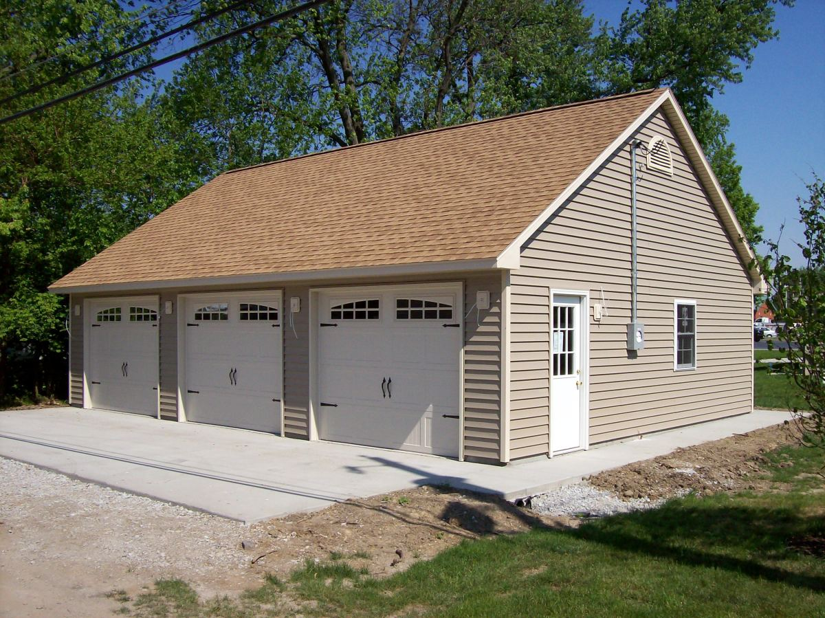 Home Improvement Coach House 3 Car Garage and More Dream Garages  HubPages