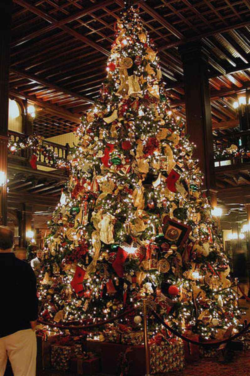 Christmas Tree Themes By Jaynie2000 HubPages