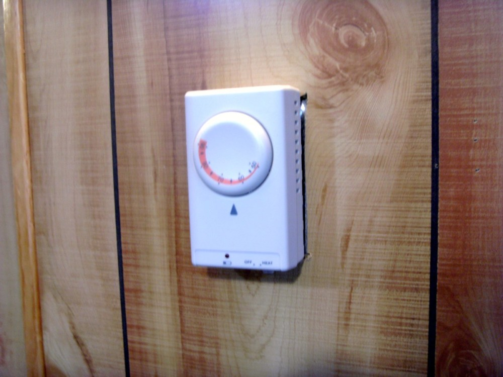medium resolution of install your own line voltage baseboard heater thermostat