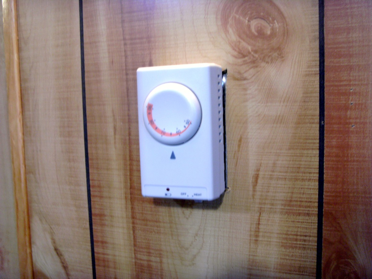 hight resolution of install your own line voltage baseboard heater thermostat