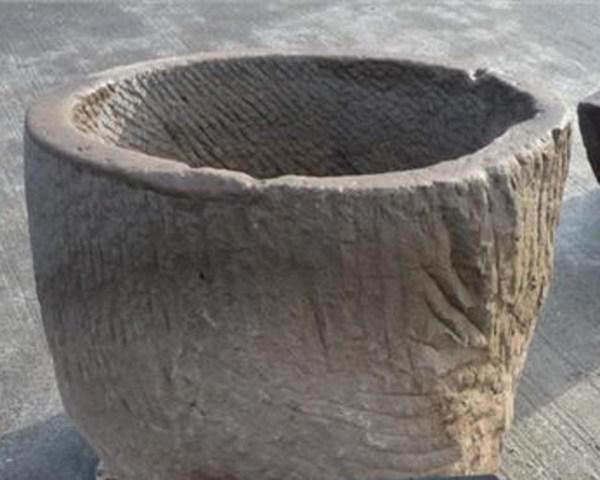 make container rock garden
