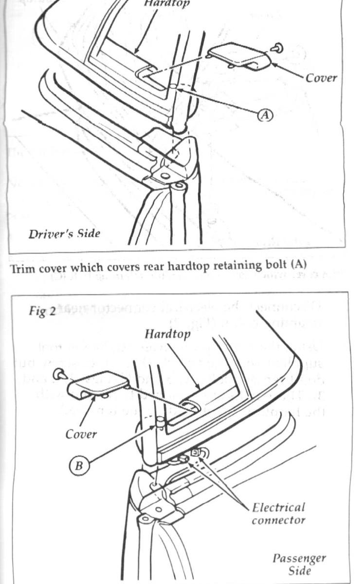 How to Install a Hard Top on a 1991-94 Mercury Capri