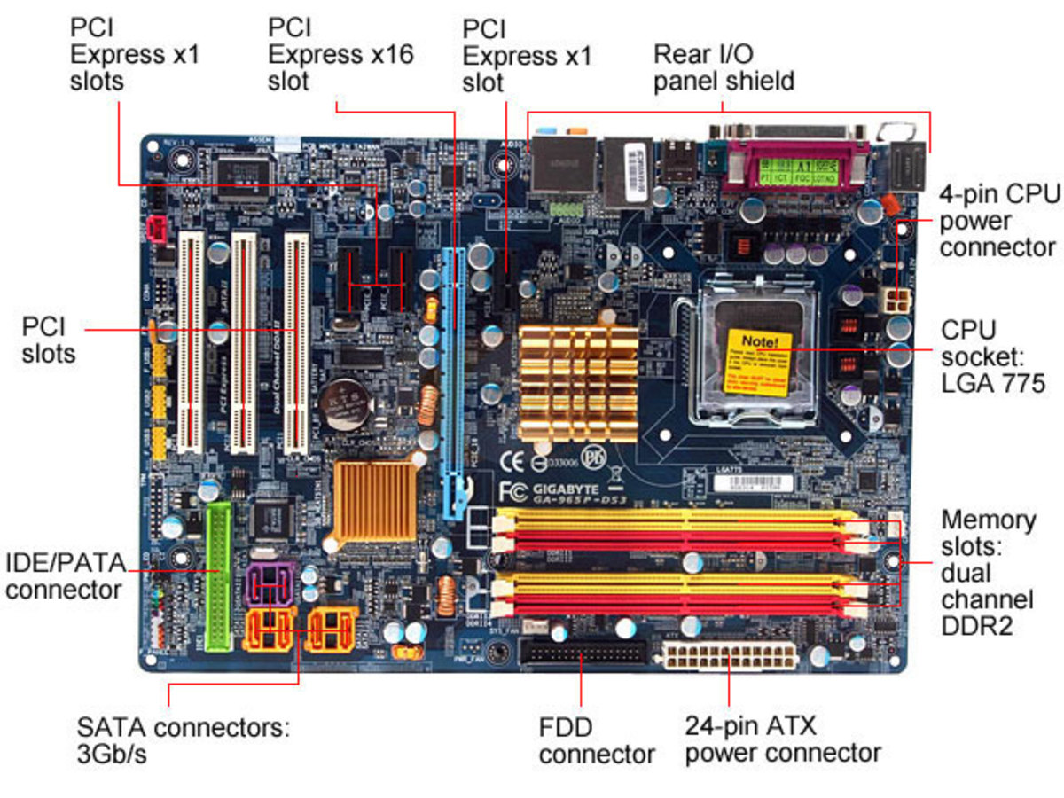 Power Supply Improvements And Component Upgrades The Circuitry Will