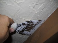 Covering a Popcorn Ceiling With Plaster | Dengarden
