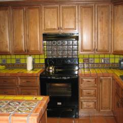 Mexican Backsplash Tiles Kitchen Cabinets Ri How To Choose Rta Dengarden