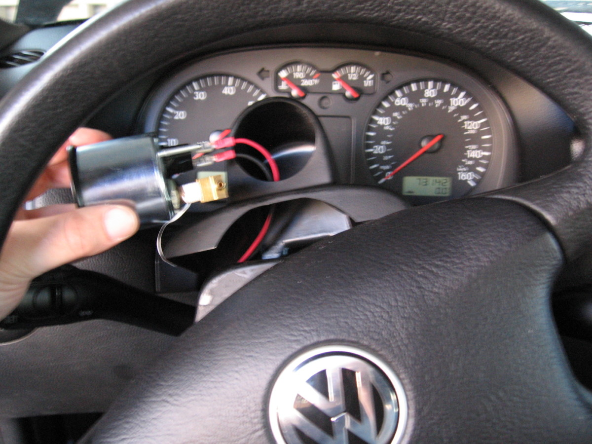 2006 Jetta Tdi Fuse Diagram How To Install A Boost Gauge And Wires In An Mkiv Vw Or