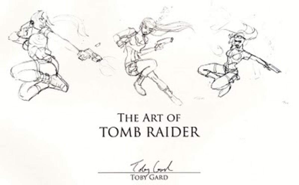 History of Tomb Raider : The Digital Evolution of Lara Croft