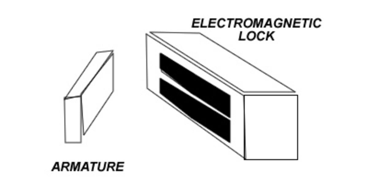 Magnetic Locks For Doors Keycard Lock Wiring Diagram ~ Odicis