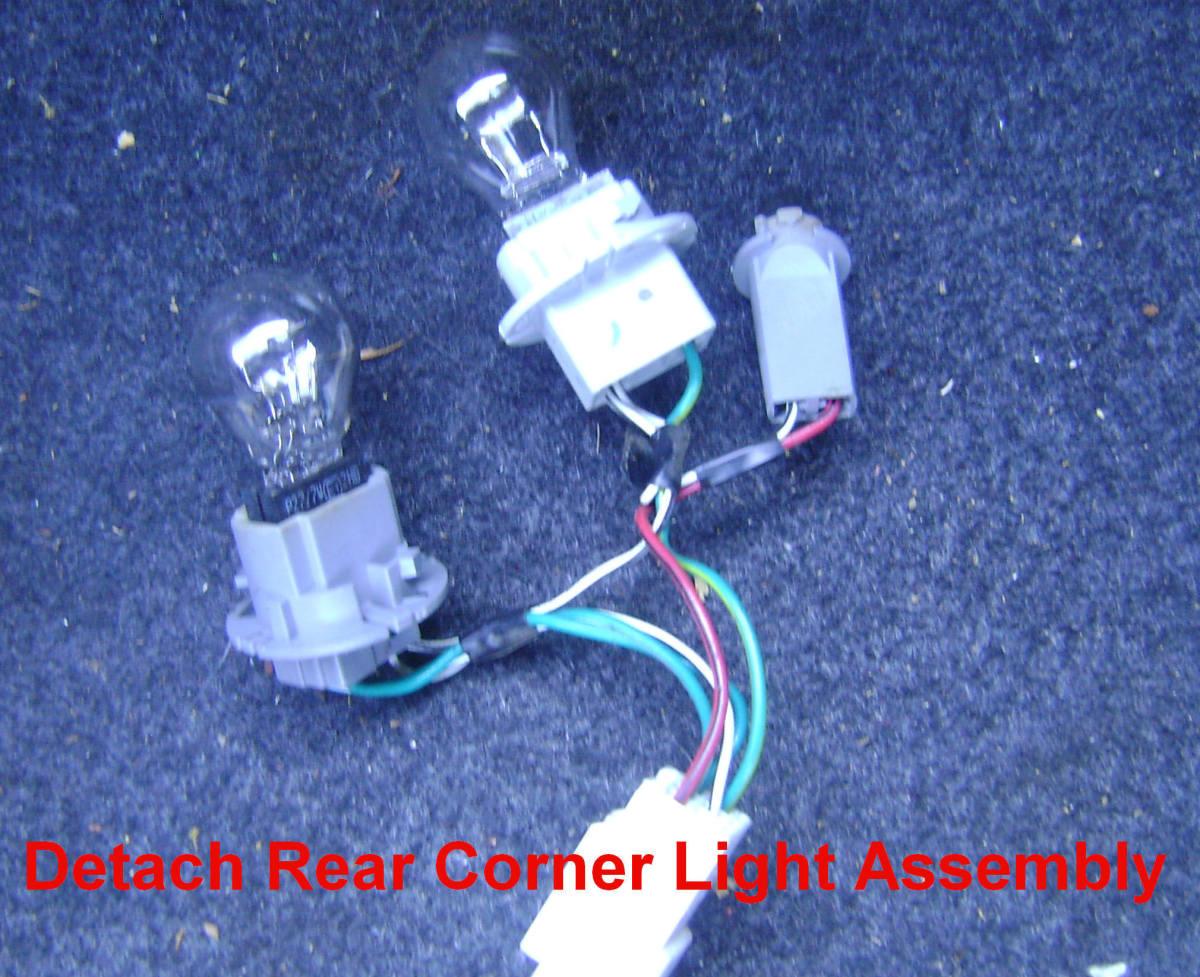 Changing High Light Bulb