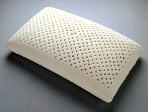 Latex Pillows Are Easily Stained Thus It Is Highly Recommended To Cover Them With Pillow Cases Most Preferably Zippers Protect From Dust And Body