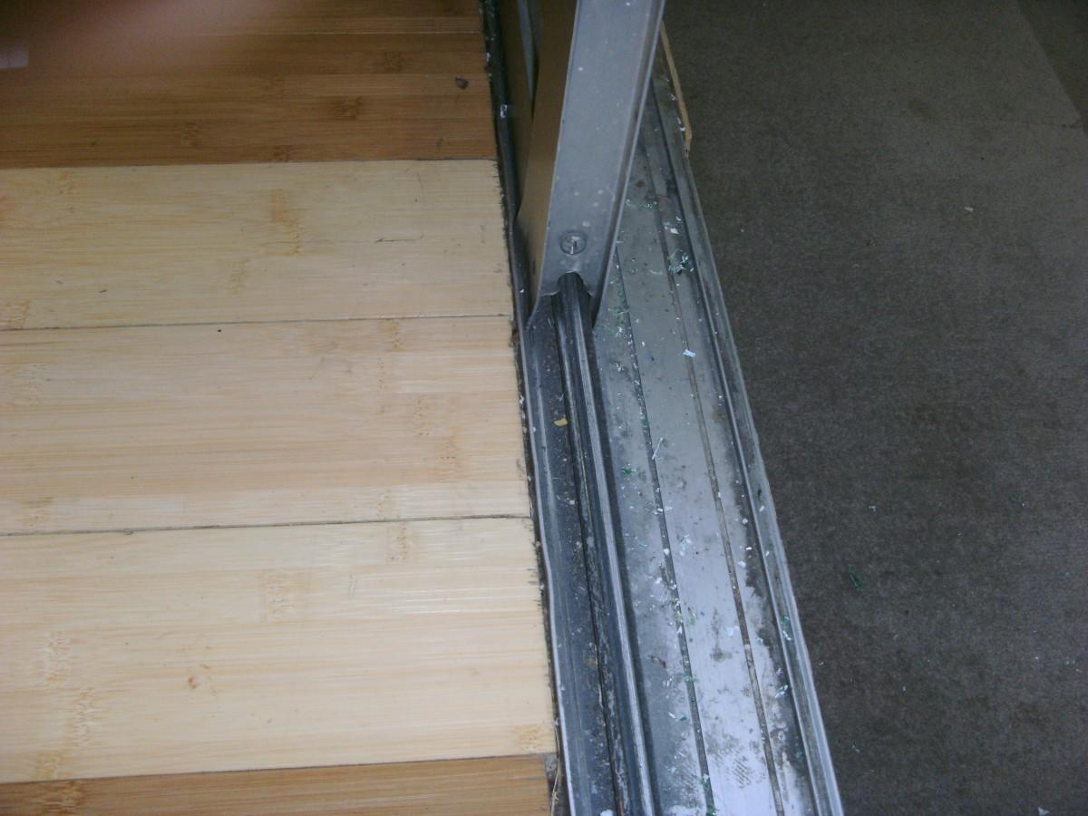 How to Repair Sliding Glass Door Rollers