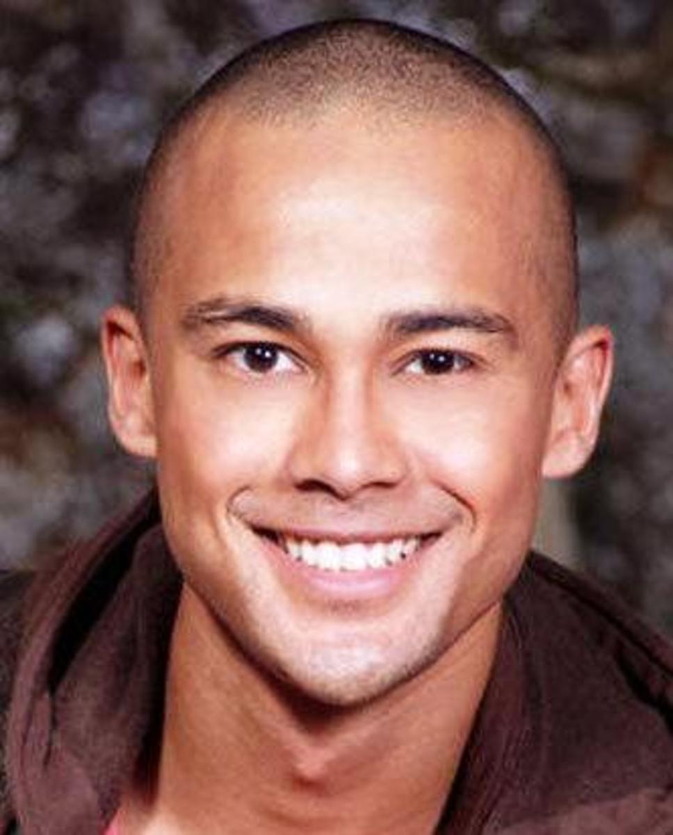 Top Ten List Of Good Looking Bald Men HubPages
