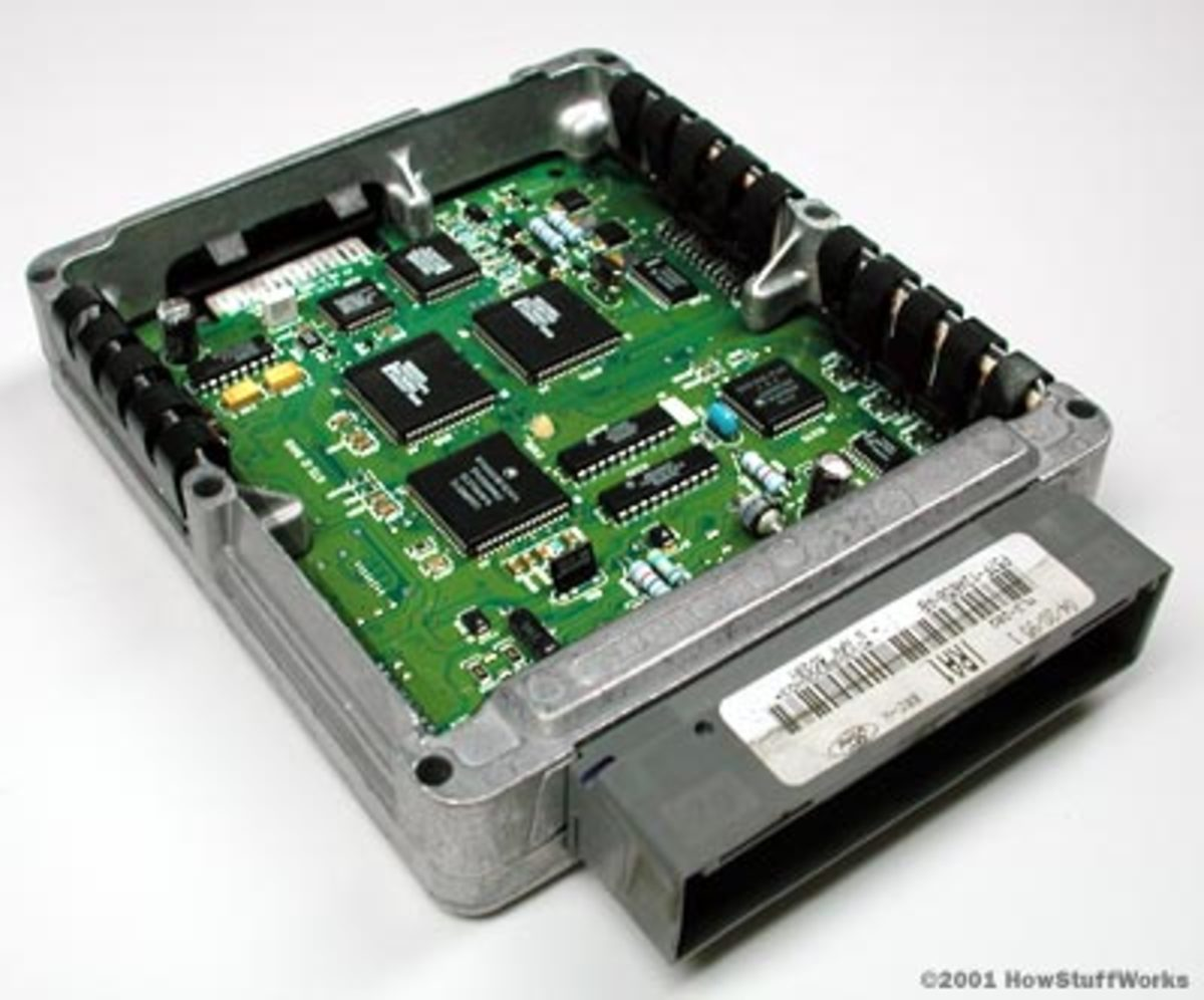 Ecm Engine Control Module