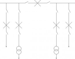 Switching Schemes or Busbar Arrangements in Substation
