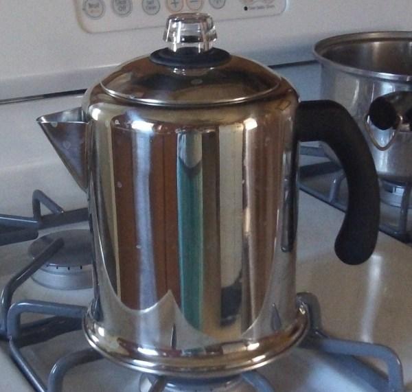 Stove Top Coffee Percolator Delishably