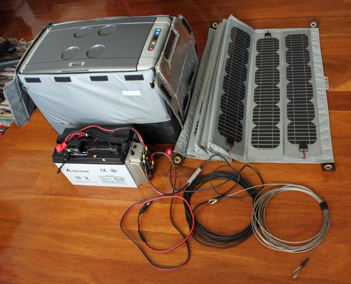 Solar Power Installation On Diy Solar Panel System Wiring Diagram How
