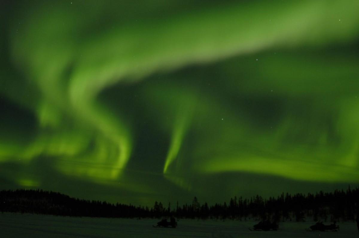 Family Northern Lights Holidays