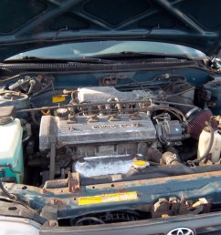 how to change the oil in a 1993 1997 toyota corolla [ 1024 x 768 Pixel ]