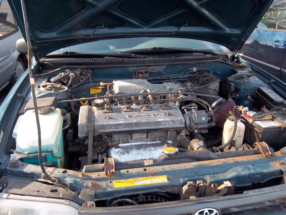 hight resolution of how to change the oil in a 1993 1997 toyota corolla