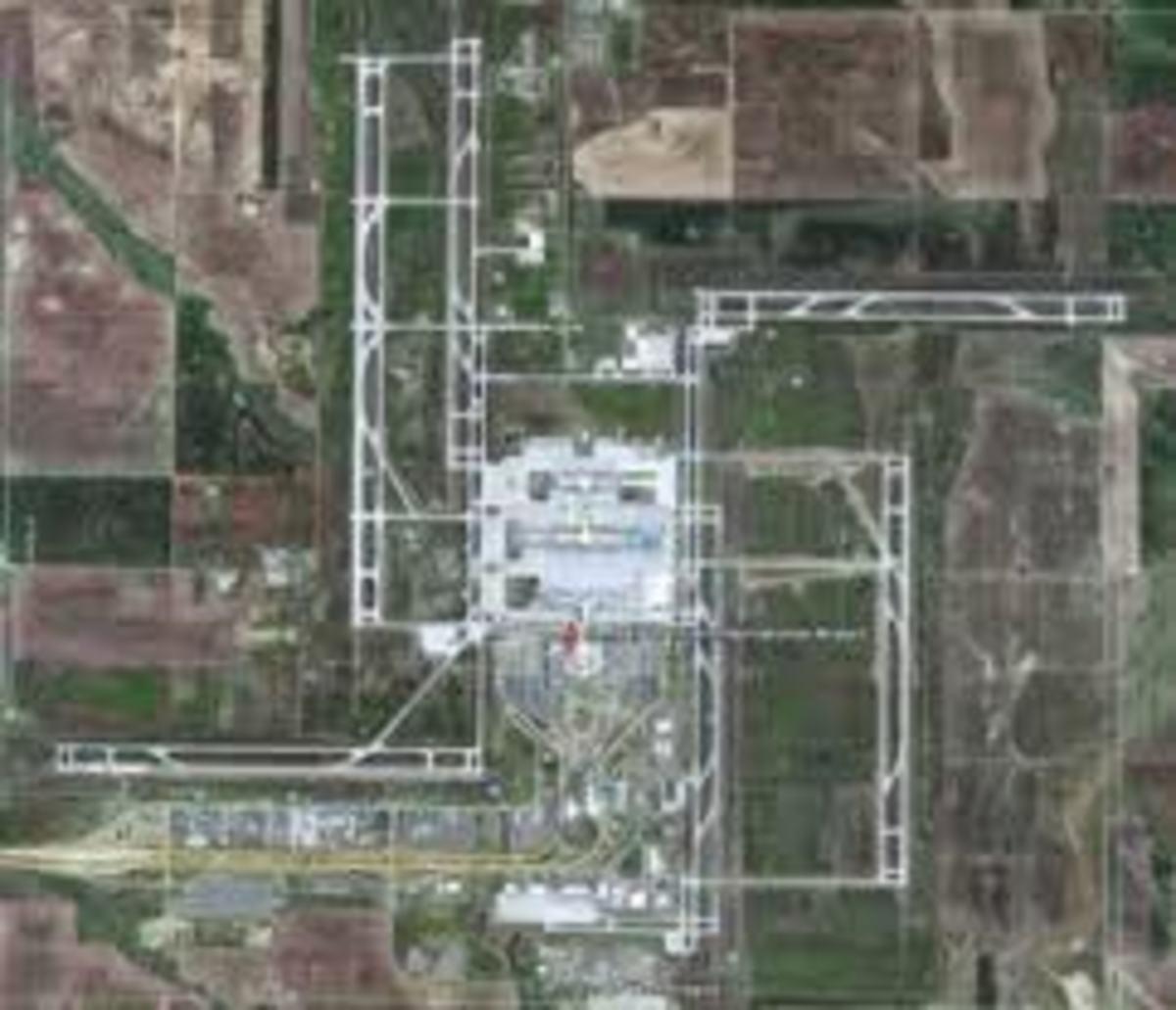 SATANIC SYMBOLISM AT DENVER INTERNATIONAL AIRPORT  HubPages