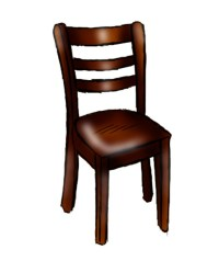 How to Draw a Chair | FeltMagnet