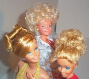 barbie doll hair styling ideas