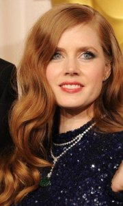 redheaded celebrities with blue