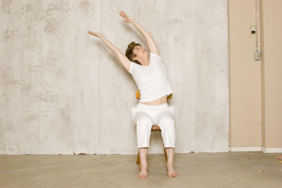 Chair Yoga for Seniors  CalorieBee