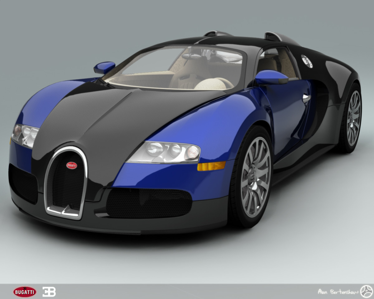 10 Interesting Facts About Bugatti Veyron Hubpages