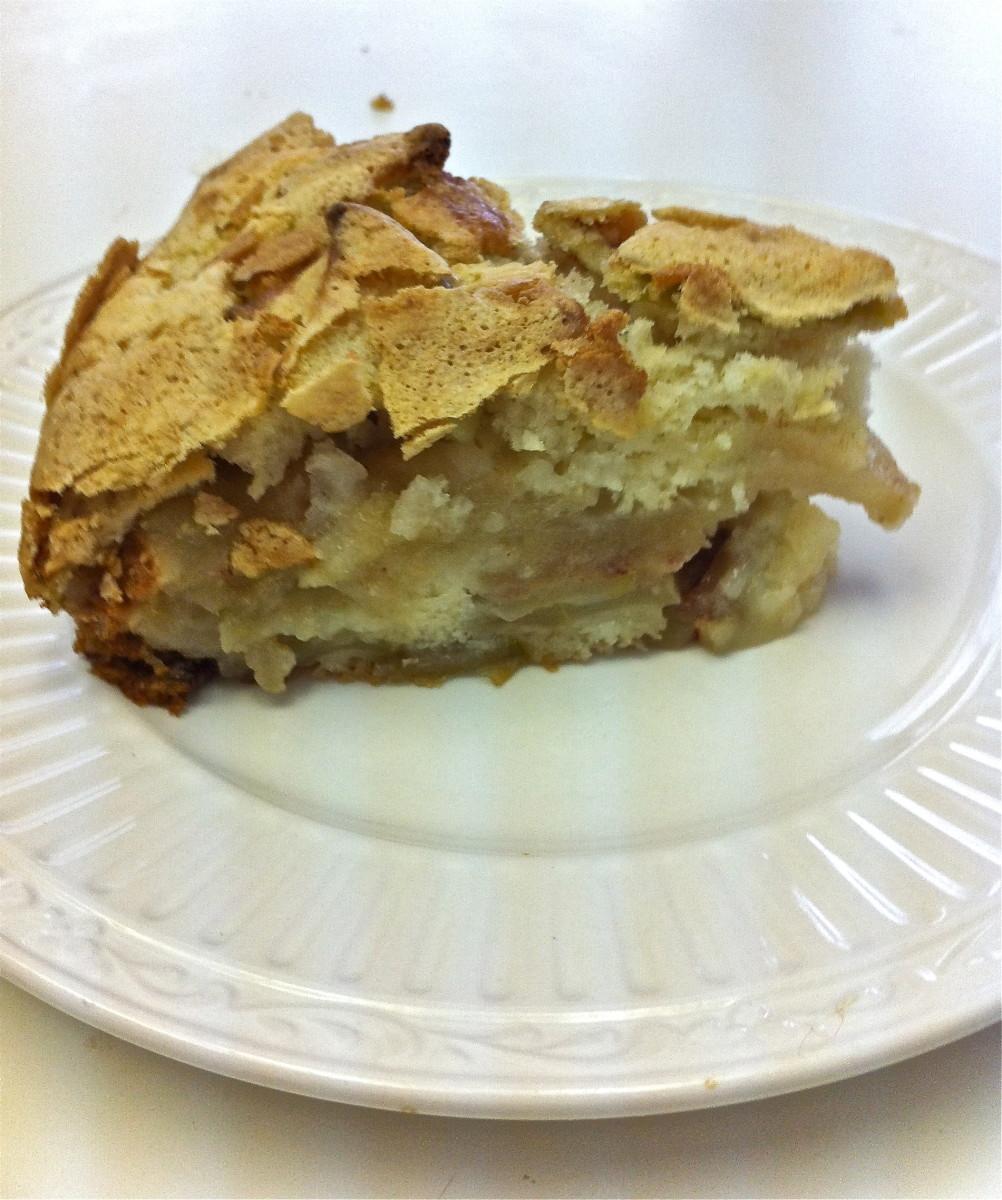 Easy Apple Cake Dessert