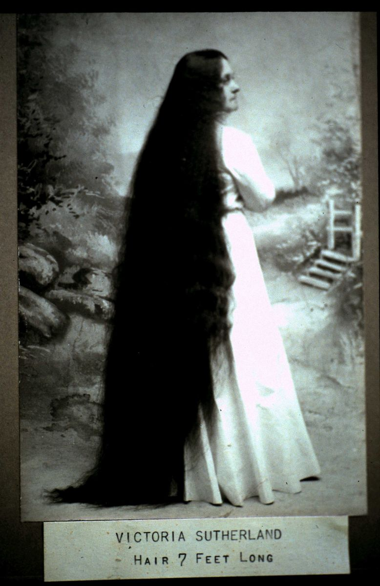 The Long Hair Success Story of the Seven Sutherland