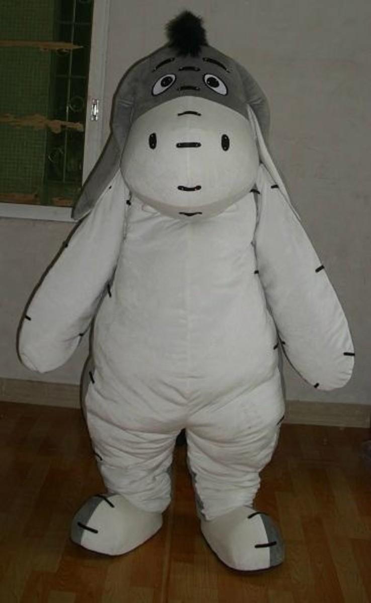 Eeyore Costume Ideas  HubPages
