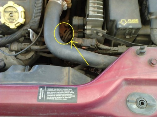 small resolution of how to find the egr valve in an engine