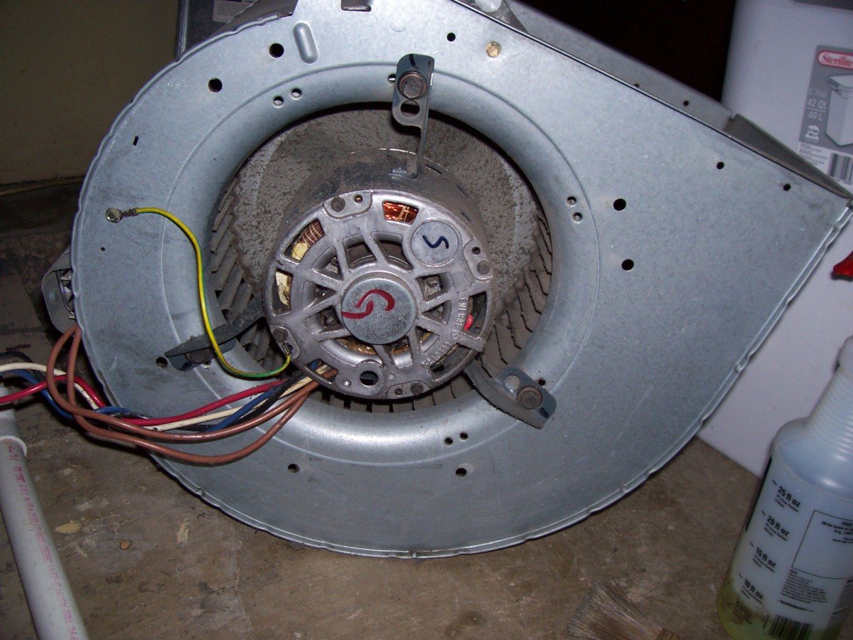 furnace blower humming when off wiring diagram for driving lights how to quiet a noisy dengarden motor and housing