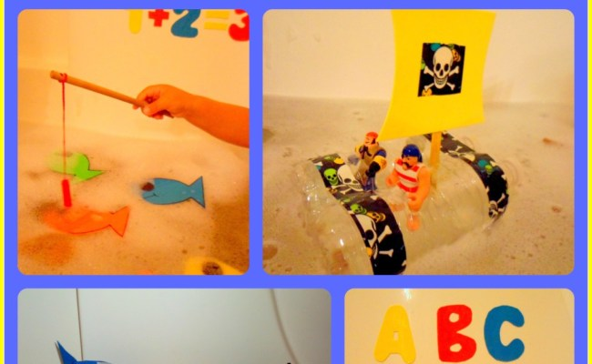 How To Make Homemade Bath Toys For Kids Wehavekids