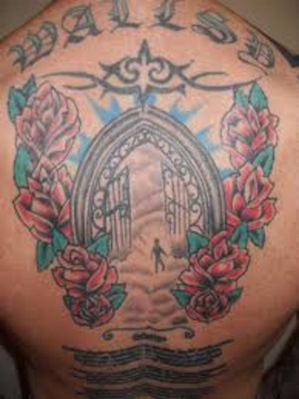 20 Heaven Tattoo Ideas Door Ideas And Designs