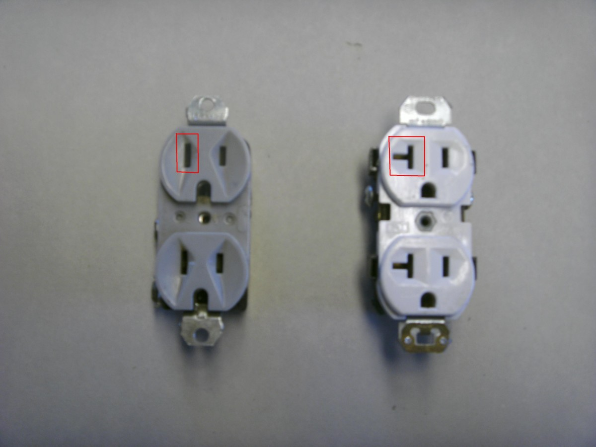 Wiring Up Outlets