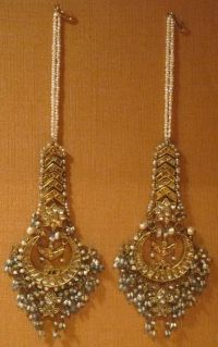 Mughal Jewelry: Antique Royal Jewelry of North India ...