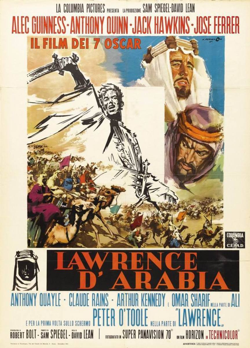 Historical Films 19601969  100 Years of Movie Posters