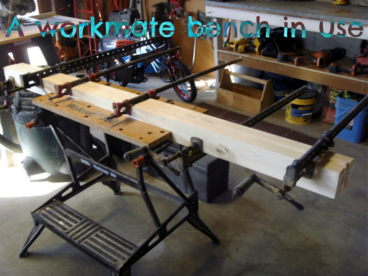 Black And Decker Workmate 225 Review
