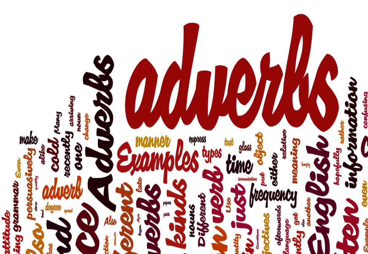 Different Kinds Of Adverbs