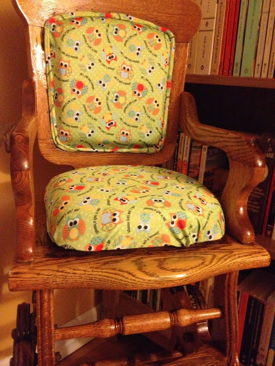High Chair Table