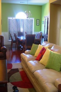 DIY Decorating Ideas for Lime Green, Apple Green and ...