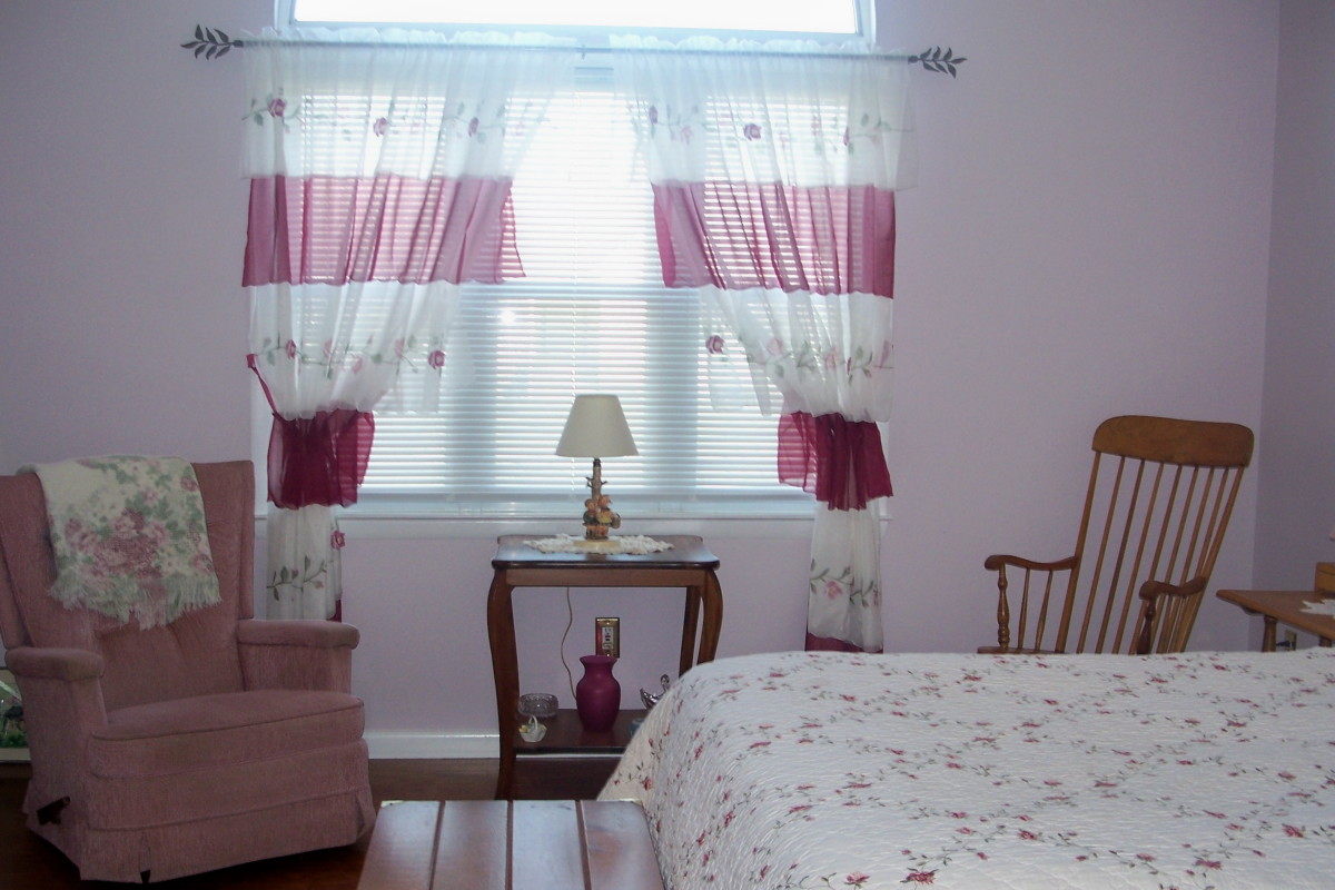 Master Bedroom Decorating A Romantic Bedroom Makeover on