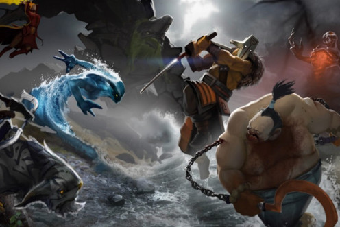 Top 10 Best DOTA 2 Wallpapers HD HubPages