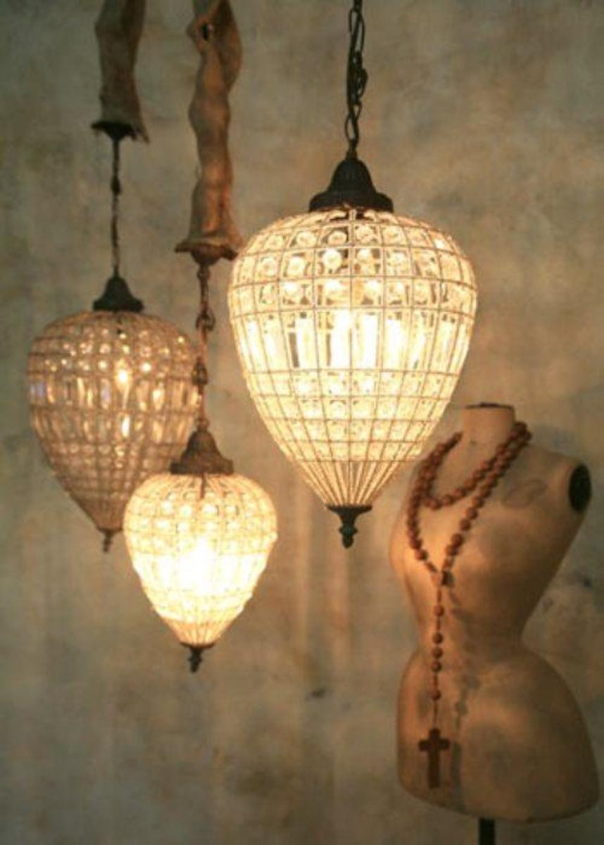 Shabby Chic Light Fixtures: Cozy Lighting For Your Home