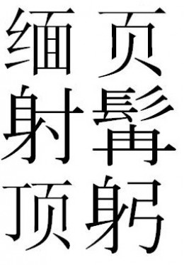 Learning Chinese Characters the Smart, Fast and Efficient